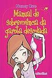 capa de Manual de Sobrevivência da Garota Descolada