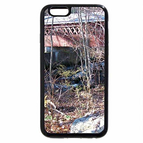 iPhone 6S / iPhone 6 Case (Black) Quaint New England.