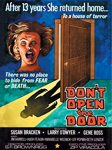 Don't Open The Door (He Won T Get Far On Foot)