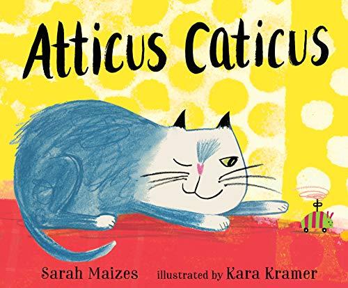 Book Cover: Atticus Caticus