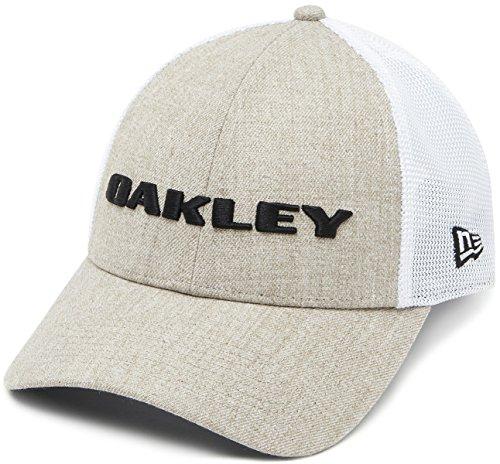 Oakley Heather New Era Snapback Hat, Rye, One Size