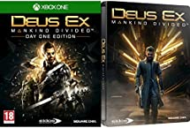 Deus Ex: Mankind Divided Steelbook Edition (Xbox One)