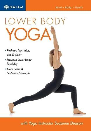 Amazon.com: Lower Body Yoga: Suzanne Deason: Movies & TV