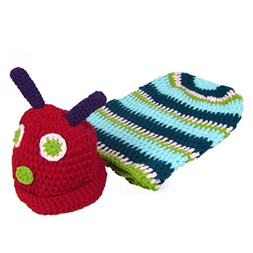 Infant Handmade Crochet Knitted Woolen