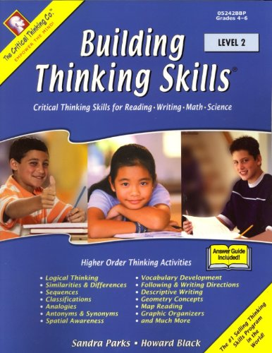 building-thinking-skillsr-level-2