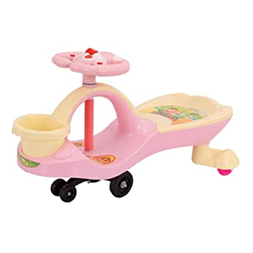 Amazon.com: Ybriefbag-Toys Wiggle - Patinete de coche con ...