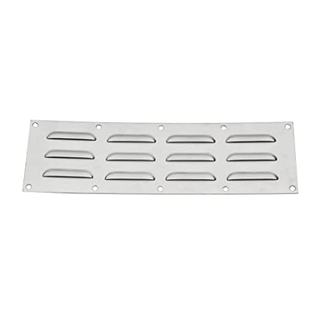 Amazon.com: stanbroil Acero Inoxidable Panel De Ventilación ...