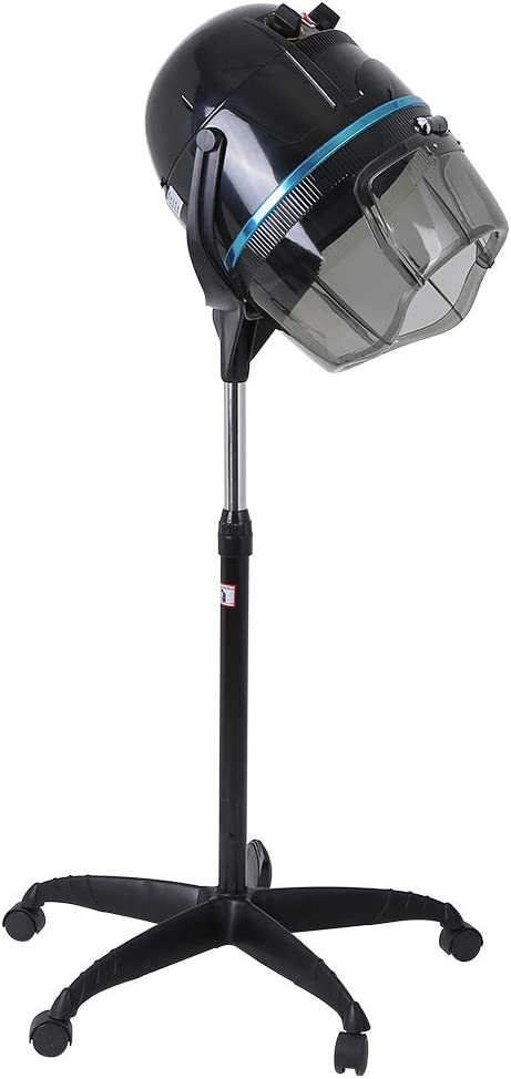 Asciugacapelli per casco, Casco Asciugacapelli Professionale