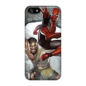 Hot Spiderman I4 First Grade Phone Cases For Iphone 5/5s Cases Covers