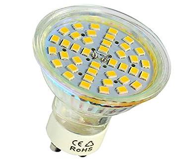Super remise ordre mode JZK 4 x LED GU10 6W 220V Projecteur Ampoule halogène Lampe ...