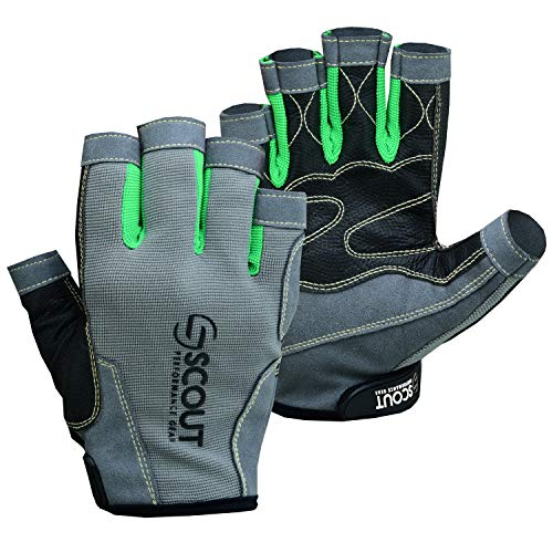 SCOUTPERFORMANCEGEAR Premium Sailing Gloves