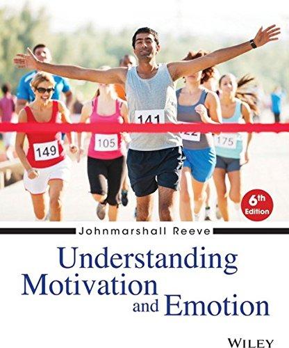 Understanding Motivation and Emotion