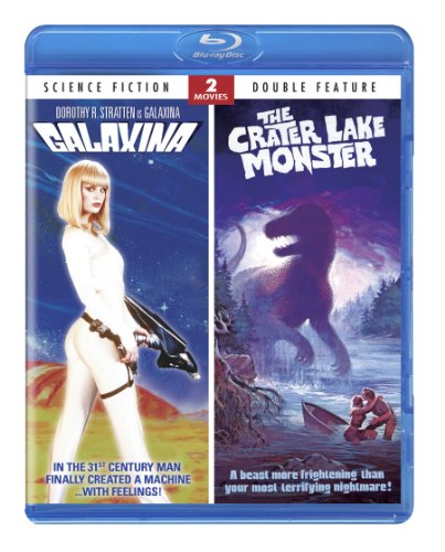 Galaxina / Crater Lake Monster- Double Feature- [Blu-ray] ()