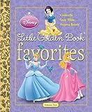 Disney Princess Little Golden Book Favorites Volume 2 (Disney Princess) (Disney Princess (Golden Books))