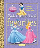 img - for Disney Princess Little Golden Book Favorites Volume 2 (Disney Princess) book / textbook / text book