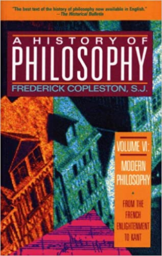 History Of Philosophy Vol 6 From The French Enlightenment To Kant