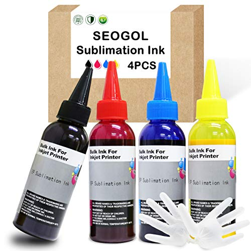 400ml Sublimation Ink for