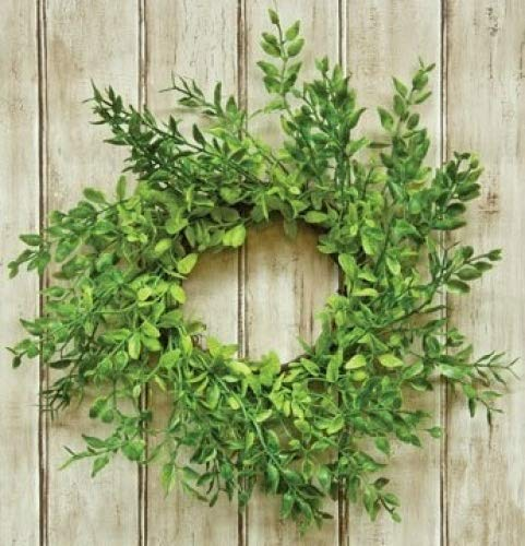 Lemon Beauty Spring Wreath - 9.5''