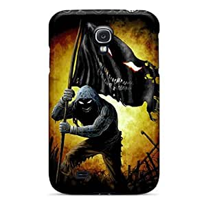Galaxy Perfect Cases For Galaxy S4 - Cases Covers Disturbed Skin