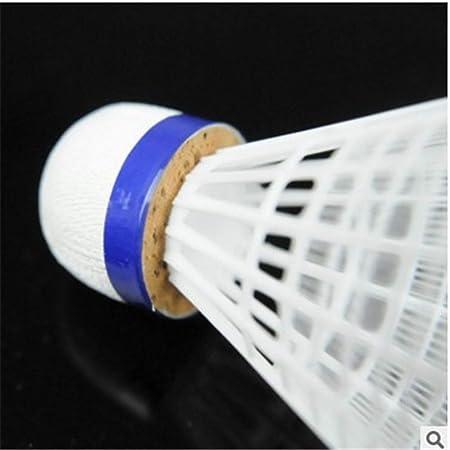 Amazon.com : MeterMall 6Pcs/Set Badminton Shuttlecocks ...