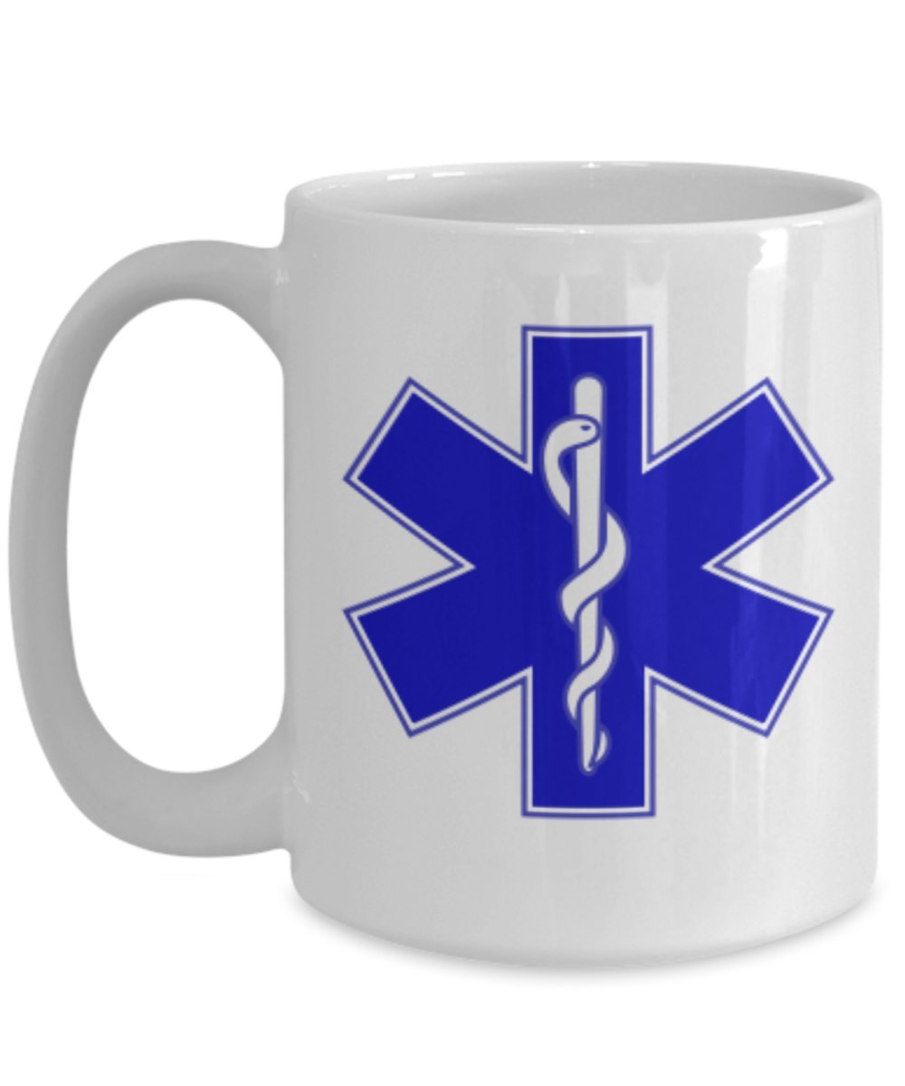 Amazon Medical Symbol Staff Of Life Rod Of Asclepius Ceramic