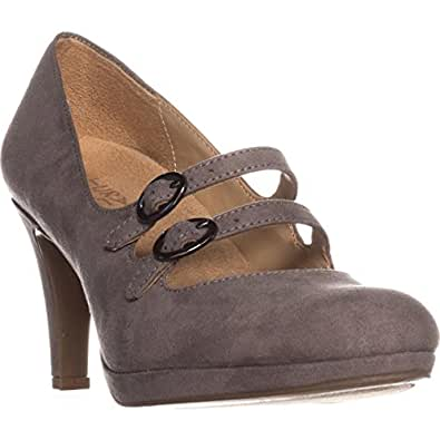 Naturalizer Womens Prudence Grey Size: 8