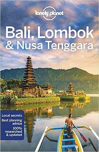 Lonely Planet Bali Lombok Nusa Tenggara Travel Guide