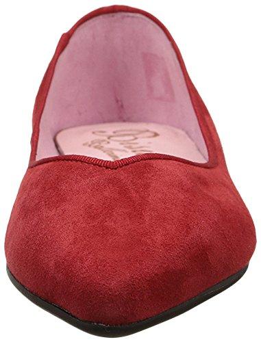 Bisue Bailarinas Rojo EU 36