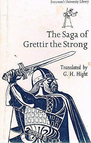 Saga of Grettir the Strong (Everyman's University Paperbacks)