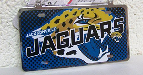 Jacksonville Jaguars License Plate Price Compare