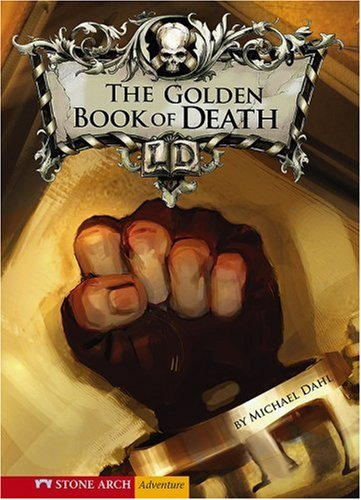 Read Online The Golden Book of Death (Library of Doom) ebook