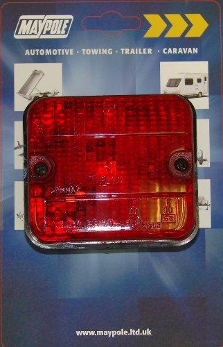Maypole 022 Rear Fog Lamp, 12 V