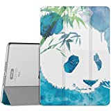JETech iPad Mini Case for Apple iPad Mini 1/2/3 All Models Folio with Auto Sleep/Wake (Bamboo Panda) - 0479E