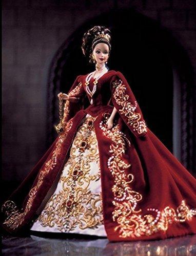 Imperial Splendor 2000 Faberge Porcelain Barbie Barbie Limited Edition Porcelain