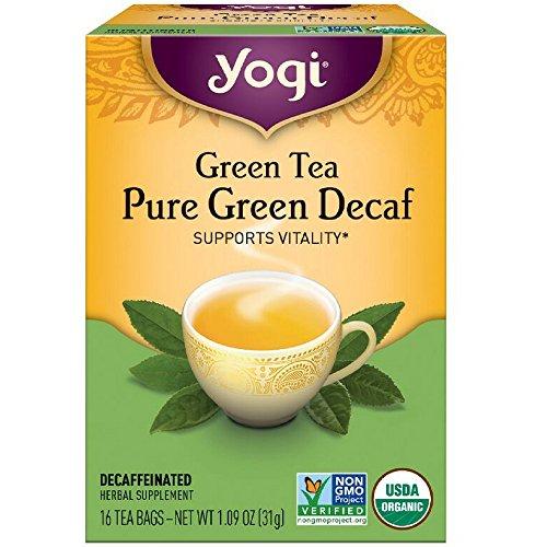 (Yogi Tea Simply Decaf Green 16 ea)