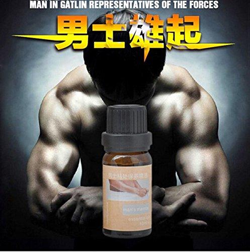 Produits sexe Hommes pénis retard de croissance élargissement jouets rénaux huiles essentielles santé des hommes Pompes & agrandisseurs 3 pièces / lot