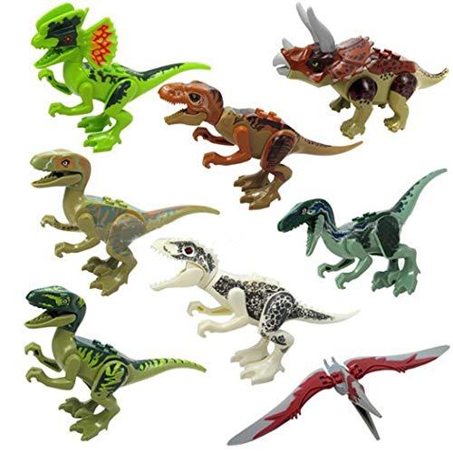 Ladiy Children Mini Creative Animal Shape Building Blocks Early Education Toys Stacking Blocks
