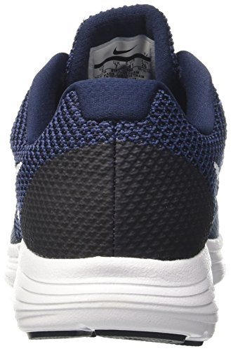 Midnight White obsidian Sport Revolution de 3 Homme Chaussures Nike Navy Bleu 6x0Ivqzww