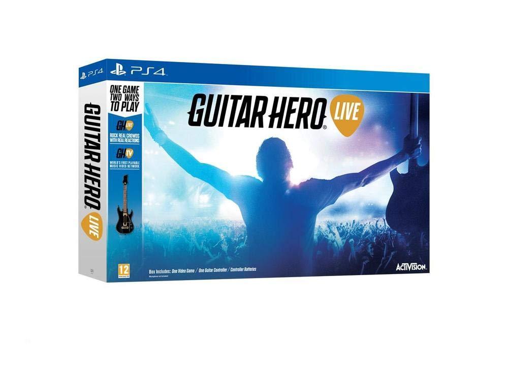 Guitar Hero Live [Importación Francesa]: playstation 4: Amazon.es ...