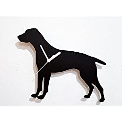 German Shorthaired Pointer Dog - Wall Clock
