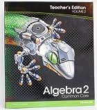 img - for Algebra 2 TEACHERS EDITIONS VOLUME 2 book / textbook / text book