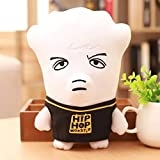 Nemoyard Fans BTS Kpop Bangtan Boys Funny Ugly Cute Plush Doll (J-HOPE, 8.5inch)