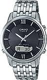 [カシオ]CASIO 腕時計 LINEAGE 世界6局対応電波ソーラー LCW-M180D-1AJF メンズ