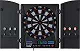 Dartboard Cabinet Fat Cat Electronx Electronic Soft Tip Dartboard with Cabinet