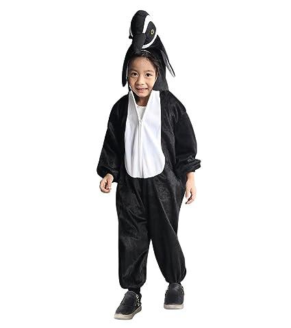 AN76 tamaños de 2-3 años pingüino traje para bebés y niños ...
