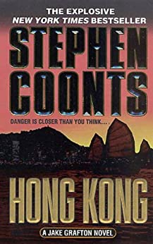 Hong Kong Jake Grafton Novel ebook product image