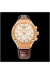 Piaget Polo Automatic Chronograph 18kt Rose Gold Mens Watch GOA38039