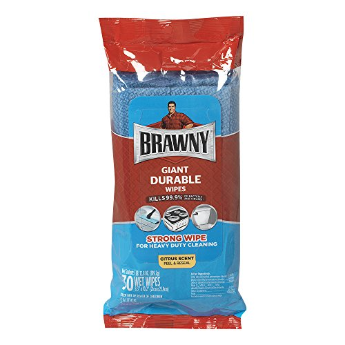 brawny-33050-01-giant-durable-wipes-83-x-102-blue-pack-of-30
