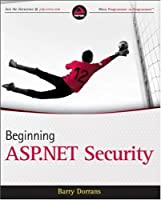 Beginning ASP.NET Security Front Cover
