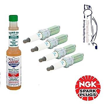XtremeAuto y Bujía NGK gasolina Enigine Inyector limpiador Pre Mot Kit de servicio | número de pieza: xa5055 - 4: Amazon.es: Coche y moto